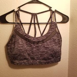Victoria's Secret sports bra racerback